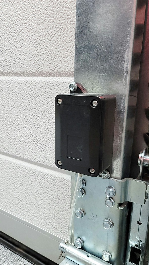 工业提升门安全气囊
