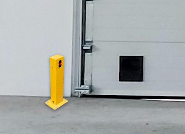 工业提升门安全光电